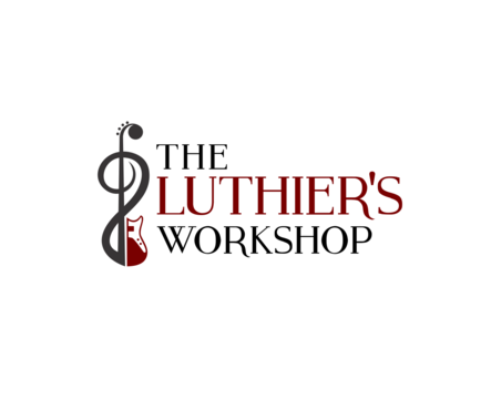 THE LUTHIER'S WORKSHOP A Logo, Monogram, or Icon  Draft # 101 by Dinasti