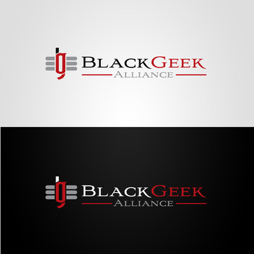 Black Geek Alliance A Logo, Monogram, or Icon  Draft # 434 by DrawSigner
