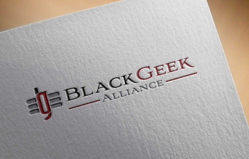 Black Geek Alliance A Logo, Monogram, or Icon  Draft # 435 by DrawSigner