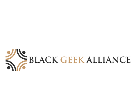 Black Geek Alliance A Logo, Monogram, or Icon  Draft # 456 by graphizner