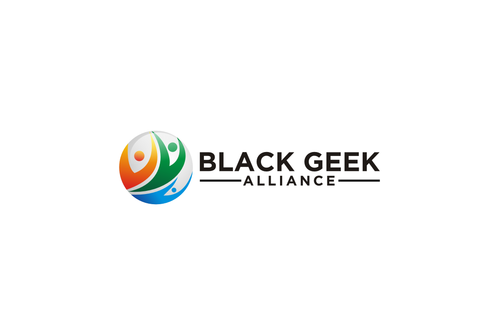 Black Geek Alliance A Logo, Monogram, or Icon  Draft # 478 by Ndazikil