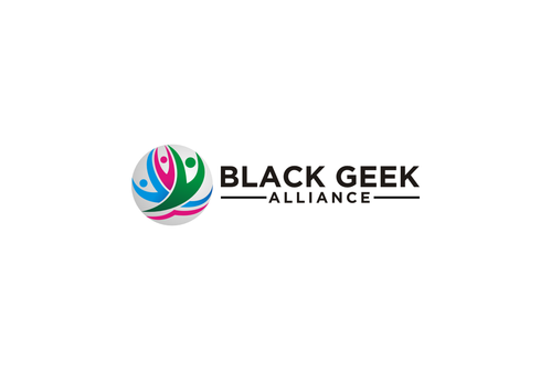 Black Geek Alliance A Logo, Monogram, or Icon  Draft # 480 by Ndazikil