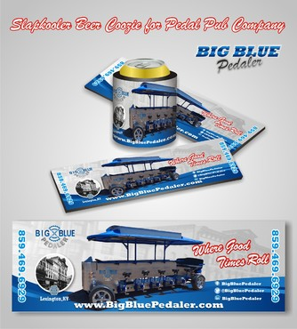 Big Blue Pedaler Other  Draft # 30 by syukurkurnia