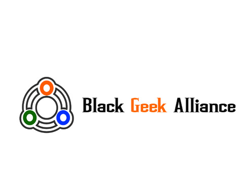 Black Geek Alliance A Logo, Monogram, or Icon  Draft # 489 by rkgraphics
