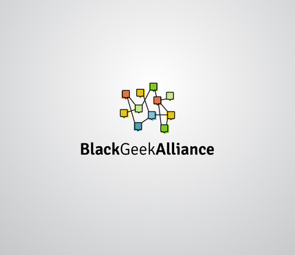 Black Geek Alliance A Logo, Monogram, or Icon  Draft # 503 by iDesign