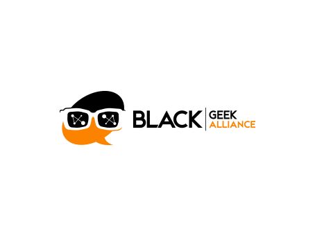 Black Geek Alliance A Logo, Monogram, or Icon  Draft # 507 by falconisty