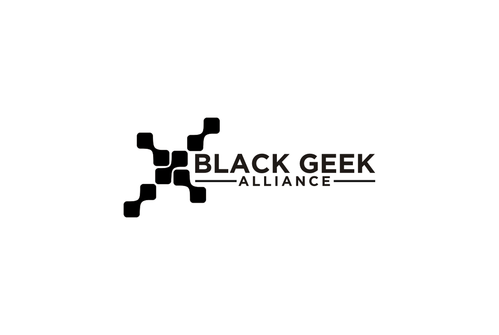 Black Geek Alliance A Logo, Monogram, or Icon  Draft # 515 by Ndazikil