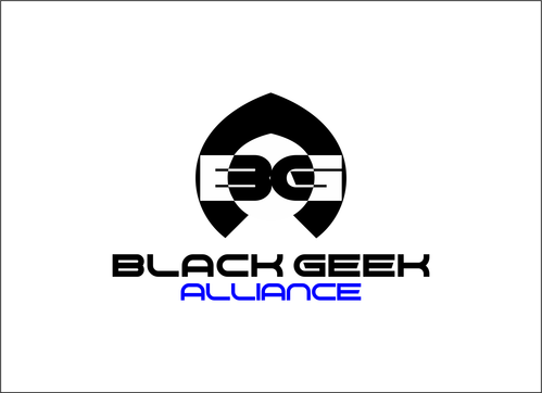 Black Geek Alliance A Logo, Monogram, or Icon  Draft # 546 by riavideofoto