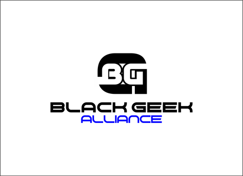 Black Geek Alliance A Logo, Monogram, or Icon  Draft # 550 by riavideofoto