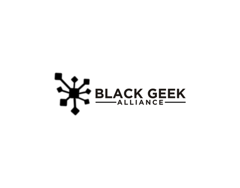 Black Geek Alliance A Logo, Monogram, or Icon  Draft # 551 by Ndazikil
