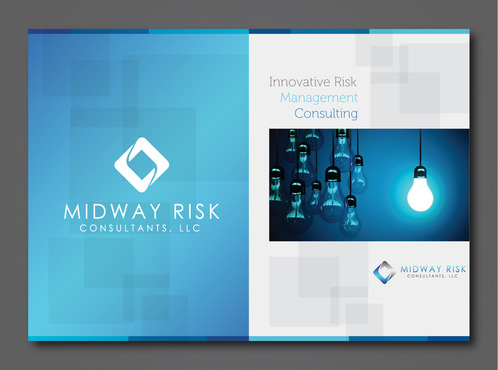 Midway Risk Consultants, LLC Marketing collateral  Draft # 31 by AzzmaxDesign