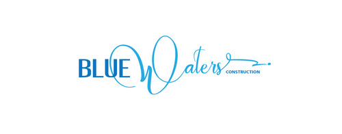 Blue Waters Construction A Logo, Monogram, or Icon  Draft # 685 by melody1
