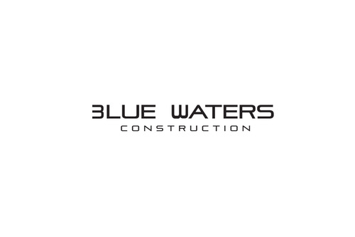 Blue Waters Construction A Logo, Monogram, or Icon  Draft # 731 by DEATHCORE
