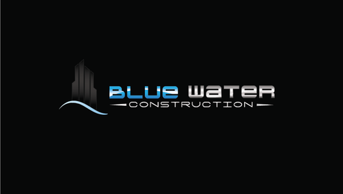 Blue Waters Construction A Logo, Monogram, or Icon  Draft # 738 by PTGroup