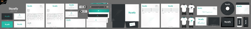 Stonefly Energy Partners, Inc. Business Cards and Stationery Winning Design by einsanimation