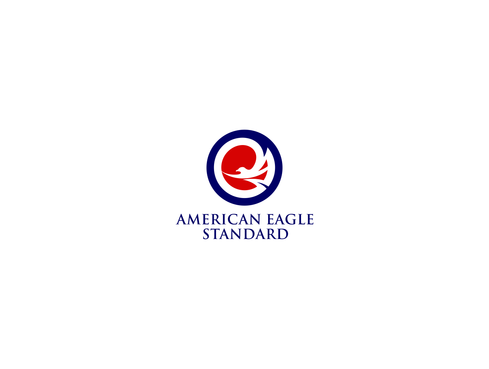 American Eagle Standard A Logo, Monogram, or Icon  Draft # 4 by kanyakitri