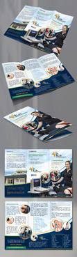 4 Life Physiotherapy Marketing collateral Winning Design by Achiver