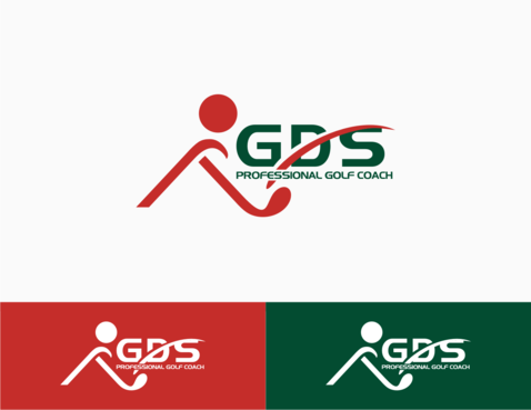 George Scott or GDS Professional Golf Coach A Logo, Monogram, or Icon  Draft # 13 by Fiawanda46