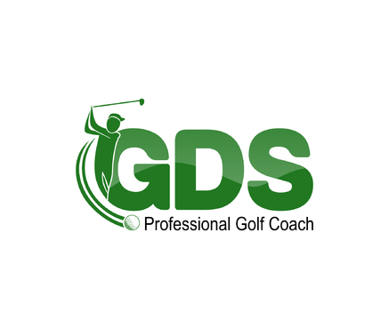 George Scott or GDS Professional Golf Coach A Logo, Monogram, or Icon  Draft # 47 by Mochhady