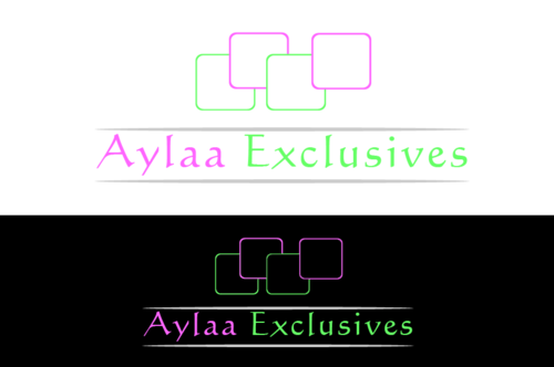 Aylaa Exclusive A Logo, Monogram, or Icon  Draft # 3 by JBH141992
