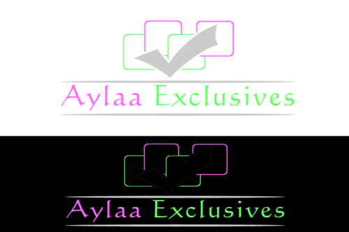 Aylaa Exclusive A Logo, Monogram, or Icon  Draft # 4 by JBH141992