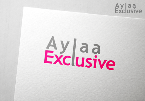 Aylaa Exclusive A Logo, Monogram, or Icon  Draft # 39 by HerryReggaestrix