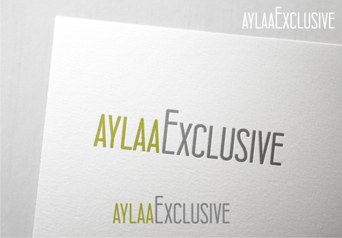 Aylaa Exclusive A Logo, Monogram, or Icon  Draft # 41 by HerryReggaestrix