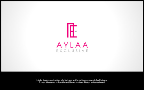 Aylaa Exclusive A Logo, Monogram, or Icon  Draft # 52 by agungdesgraf