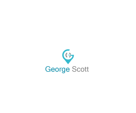 George Scott or GDS Professional Golf Coach A Logo, Monogram, or Icon  Draft # 153 by Navneet203