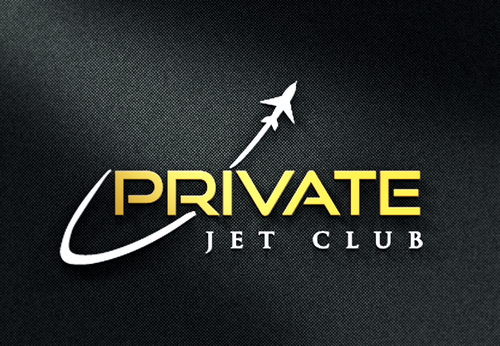logo for a Private Jet Charter business that will be a ...