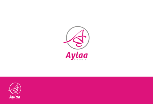 Aylaa Exclusive A Logo, Monogram, or Icon  Draft # 165 by hambaAllah