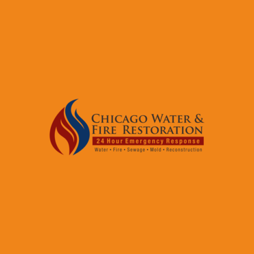 Chicago Water & Fire Restoration (two lines one on top of other separated at end of & symbol) A Logo, Monogram, or Icon  Draft # 235 by wahyu-setyadi-58