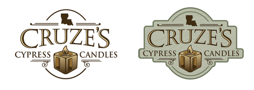 Cruze's Cypress Candles