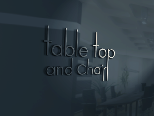 Table Top and Chair Marketing collateral  Draft # 4 by germanyozil