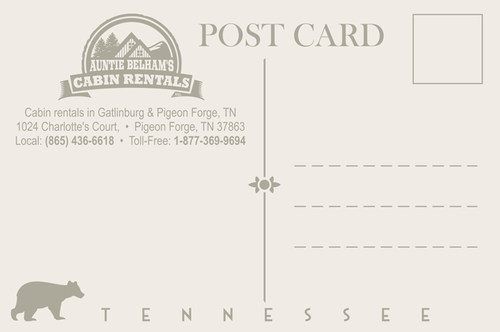 Greetings from The Great Smoky Mountains Marketing collateral  Draft # 10 by mnorth