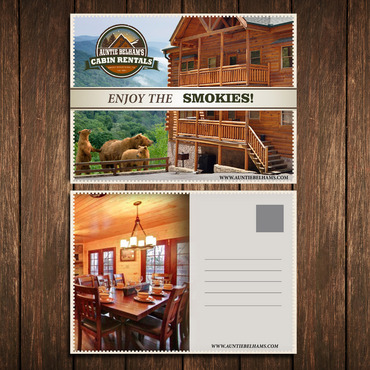 Greetings from The Great Smoky Mountains Marketing collateral  Draft # 13 by Kaiza