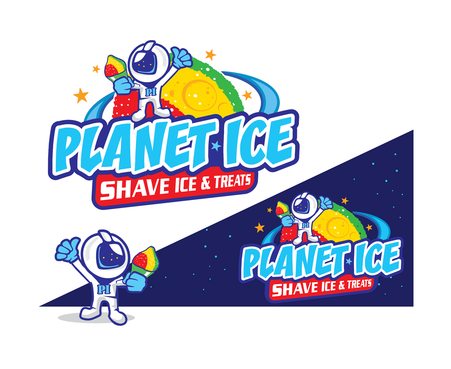 Planet Ice A Logo, Monogram, or Icon  Draft # 216 by mnorth