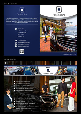 Panama One Marketing collateral  Draft # 19 by bikers