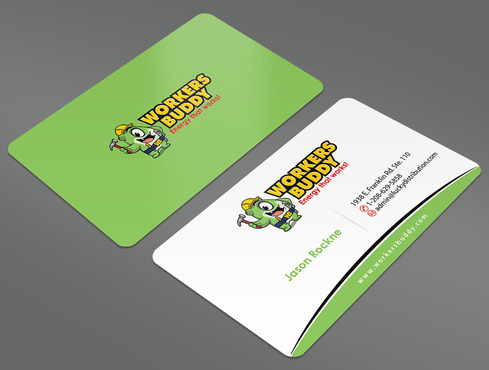 Workers Buddy Business Cards and Stationery  Draft # 8 by ArtworksKingdom