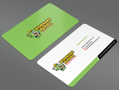 Workers Buddy Business Cards and Stationery  Draft # 9 by ArtworksKingdom