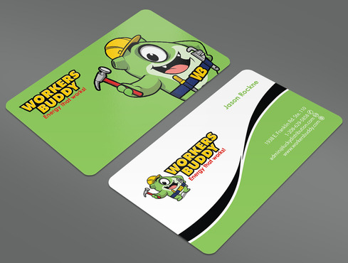 Workers Buddy Business Cards and Stationery  Draft # 24 by ArtworksKingdom