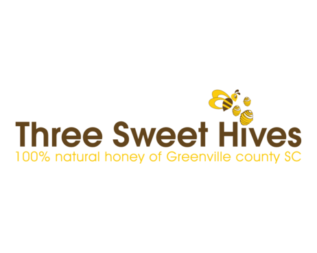 3 bee hives, a bee and or honey comb A Logo, Monogram, or Icon  Draft # 56 by BeUnique