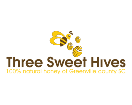 3 bee hives, a bee and or honey comb A Logo, Monogram, or Icon  Draft # 59 by BeUnique