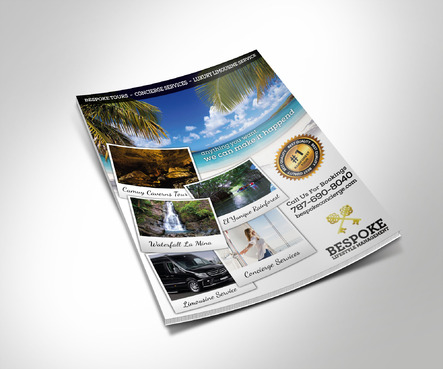 Bespoke Tours * Concierge Services * Luxury Limousine Service Marketing collateral  Draft # 9 by pivotal
