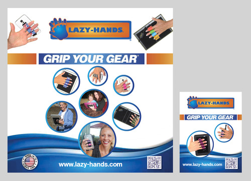 LAZY-HANDS Thumbs-Free Grips Other  Draft # 38 by pattoh