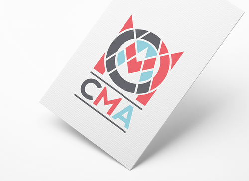 CMA A Logo, Monogram, or Icon  Draft # 285 by MarcuSod
