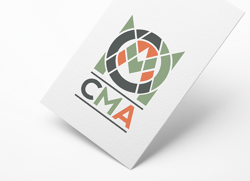 CMA A Logo, Monogram, or Icon  Draft # 286 by MarcuSod