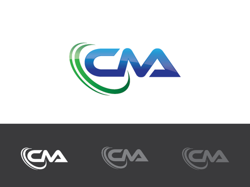 CMA A Logo, Monogram, or Icon  Draft # 310 by MojoeGraph
