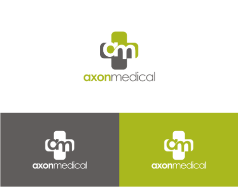 Axon Medical A Logo, Monogram, or Icon  Draft # 377 by onetwo