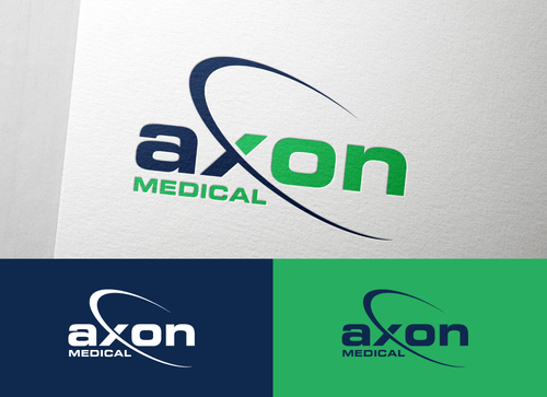 Axon Medical A Logo, Monogram, or Icon  Draft # 573 by visualcris